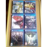 Juego Fisico Para Playstation 4, (usado 9.5/10)