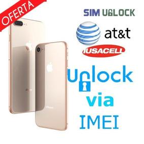 At&t/iusacell/unefon/nextel Mexico Iphone 8/8+/x Premium