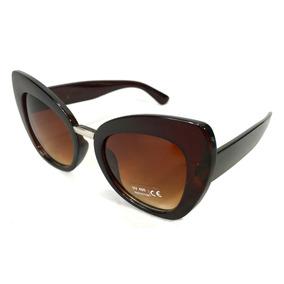4c174772f1ed4 Oculos Gatinho Redondo - Óculos De Sol no Mercado Livre Brasil