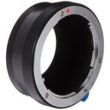 Adaptador Monte Lente Fotodiox Pro - Fuji Fujica X - Monte 3