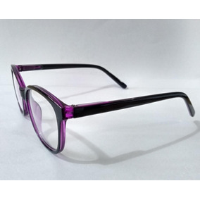fd38f1284 Óculos Redondo Roxo De Grau - Óculos Violeta no Mercado Livre Brasil
