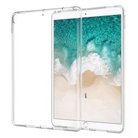 Capa Case Silicone Tpu Ipad Transparente Importado