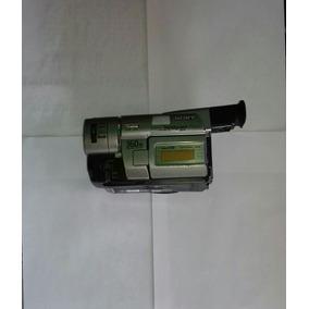 Camara De Video Filmadora Sony Handycam Ccd-trv57