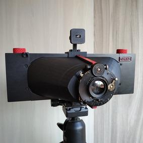 Camera Panoramica 6x17 Filme 120mm (feita Em Impressão 3d)