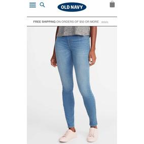 Pantalón Blue Jean Old Navy Super Skinny Talla 4 Original c90f229796cd