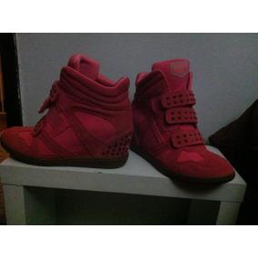 Zapatillas Skechers Con Taco - Zapatillas de Mujer en Mercado Libre ... bcd408541a4b