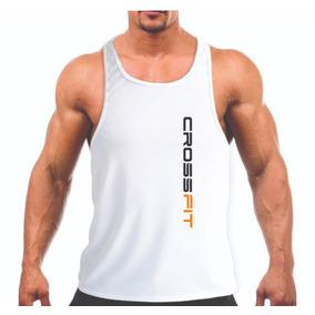 Camiseta Crossfit Academia - Regata Musculação 9c0be9f3e4b46