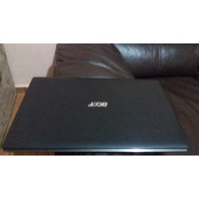 Notebook Acer Aspire 5750 Processado Intel Core I3-2310m Cpu