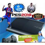 Ps3 13 Juegos Origianles Fifa19 2 Controles Online O Offline