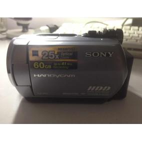 Filmadora Sony Dcr-sr82 Hdd 60 Gb (leia O Anúncio)