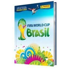 Álbum Capa Dura - Copa Do Mundo 2014 - Novo Vazio.