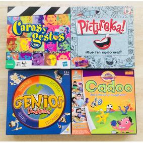 Juego De Mesa Caras Y Gestos Hasbro Juegos Y Juguetes En Mercado