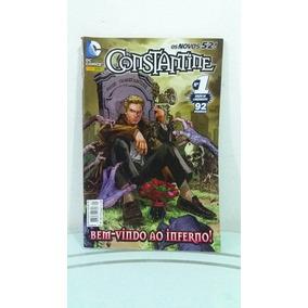 Constantine (novos 52) N°1