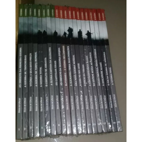Coleção I E Ii Guerra (20 Livros Perfeitos)