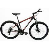 Bicicleta 29 Veloforce 21v Shimano Pto/vmo Fosco (quadro 19)