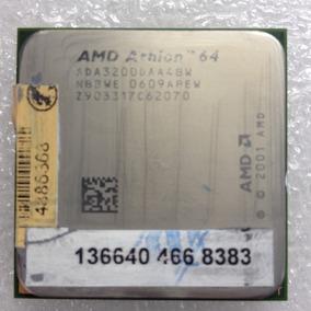 Processador Amd Athlon 64 3200 2.0ghz Soquete 939 Com Cooler