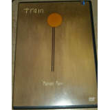 Dvd Nuevo Banda Train Midnight Moon Live Bs 19900
