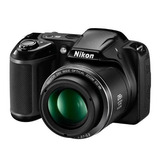 Promocion- Cámara Digital Nikon Coolpix L340 20.2mp