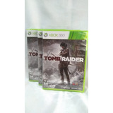 Tomb Raider - Nuevo Y Sellado - Xbox 360