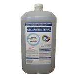 Gel Antibacterial Para Manos Desinfectante 70% Galón Nuneth
