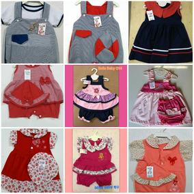 Roupas De Bebê Lote Com 10 Peças Ou Conjuntos A Sua Escolha 439efc8d059