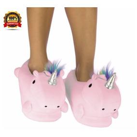 Pantufa Unicornio Led - Pantufas para Feminino no Mercado Livre Brasil 03717f1ba6807