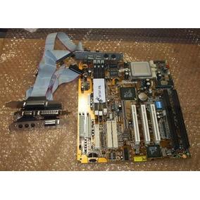Pc Con Gabinete + Procesador Amd K6 2 + Mother Socket 7
