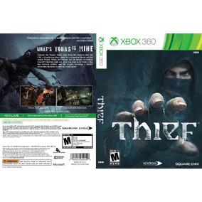 Jogo Game Thief - Mídia Física Lacrado - Xbox 360