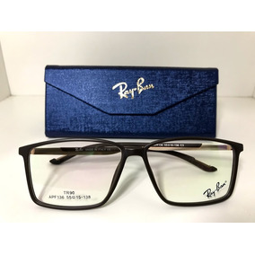 Armacao De Oculos De Grau Masculina Esportiva Rayban Oakley - Óculos ... 7bea98d325