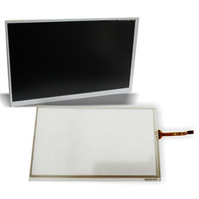 Displaye + Touh Screen Central Multimídia 7 Polegadas Aikon
