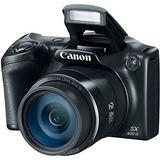 Cámara Digital Canonsx530-cr 16.0 Mp Powershot Cmos Con Zoom