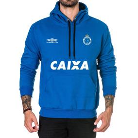 Moletom Blusa De Frio Masculino Times Cruzeiro 2018 dcf1e1f6e7ccf