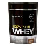 100% Pure Whey - 825g Refil - Probiótica - Promoção + Brinde