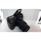 Camara Nikon Profesional D7100 Por Dos Baterias 2000 Captura
