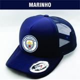 Bone De Time Do Manchester City no Mercado Livre Brasil 1abdbb2f262