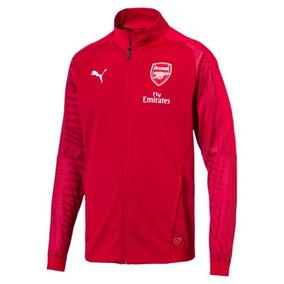 91d708827cc56 Chamarra Original Puma Arsenal Gunners Inglaterra 2018-2019