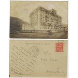 Rio De Janeiro 1925 Cartão Postal Copacabana Palace Hotel