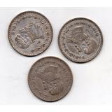Una Moneda Antigua Mexico Plata 0.100 Morelos Tepalcate