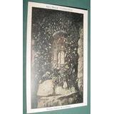 Postal Publicidad Religion Agua Mineral Copelina Virgen