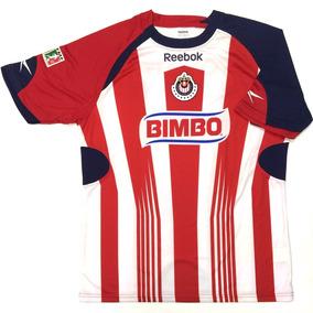 c909cd7a6b0 Jersey Original Reebok Chivas Guadalajara Local 2008-2009