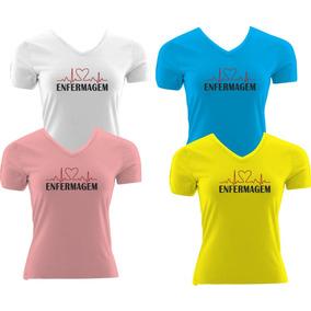 0d7bf13356 Curso Escolha A Sua Vida - Camisetas e Blusas no Mercado Livre Brasil