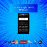 Máquina De Cartão Credito Point Mercado Pago - Sem Aluguel