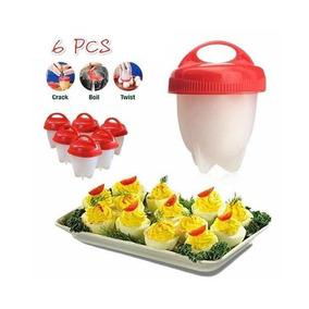 Magic Egg Forma Cozinhar Ovos Fit Água Silicone Oferta