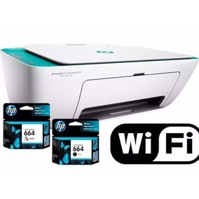 01 Impressora Hp Deskjet Ink Advantage 2675 All-in-one