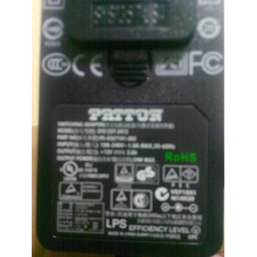 Adaptador Ac/dc 12 Voltios 2 Amp Para Modem, Router Y Ap
