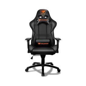 Silla Gamer Cougar Armor Black Gaming Chair Cba Local Venex