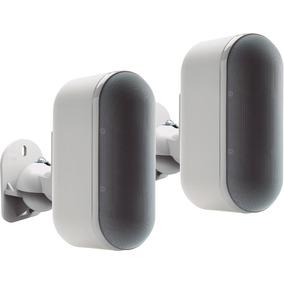 Suporte Articulado P/ Caixas Acústicas (par) Cx01 Branco Elg