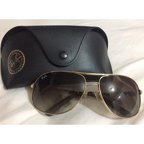Oculos Rayban Top Rb3387 Impecável Oculos De Sol Aviador 1915a29431