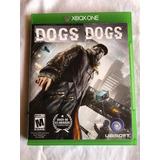 Juego Fisico Xbox One W. Dogs