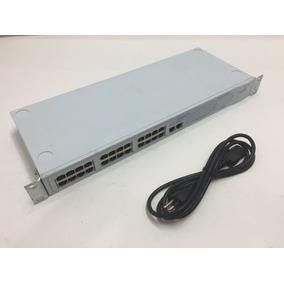 Switch Fast 3com 2126g 24 Portas 10/100 + 2 Giga - Nf / Gar
